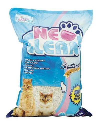 Arena Para Gatos Neo Clean 5lts Inoloro Mascotas