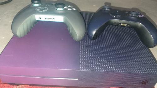 Consola Xbox One S 1tb Fortnite Battle Royale-ed. Especial