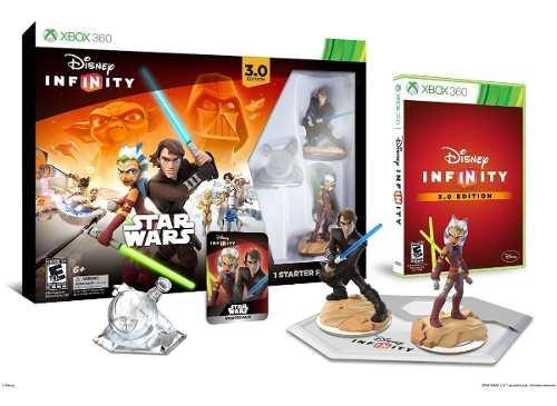 Disney Infinity 3.0 Xbox 360 Star Wars Nuevo Sellado