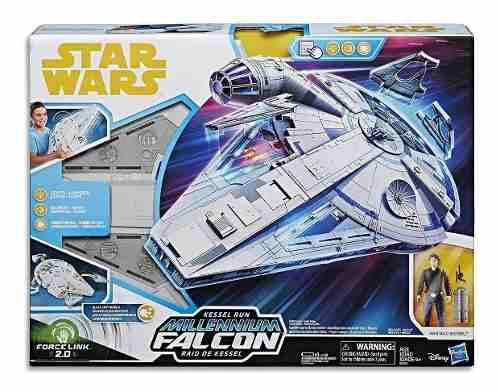 Halcon Milenario De Han Solo Star Wars (millenium Falcon)