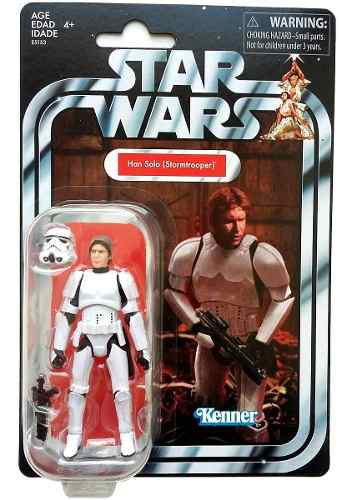 Han Solo Stormtrooper Vc143 Star Wars Vintage Collection