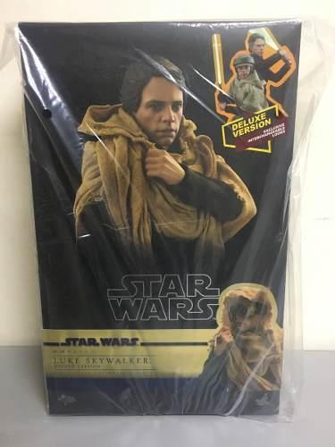 Hot Toys Star Wars Rotj Luke Skywalker Deluxe 1/6 Toylover