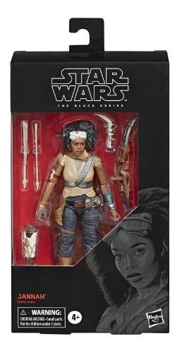 Jannah Star Wars The Rise Of Skywalker The Black Series #98