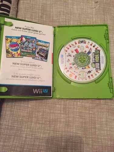 Juego Para Wii U, Super Luigi U