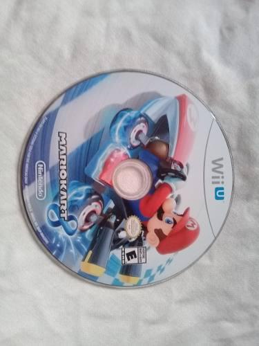 Juego Wii U Mario Kart 8 Solo Disco