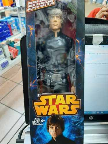 Luke Skywalker Figura Coleccionable Starwars Hasbro 30 Cm
