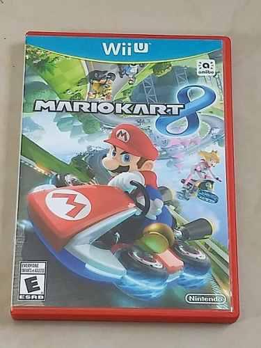 Mario Kart 8. Juego Wii U