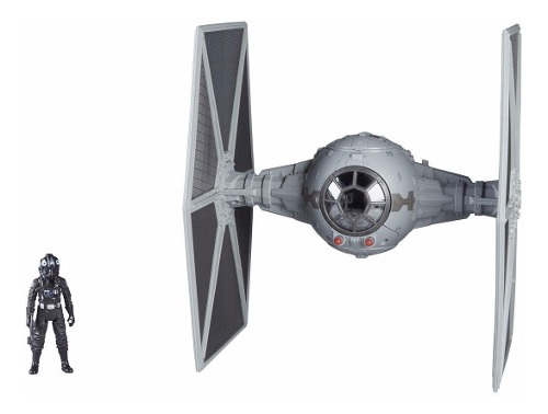 Nave Star Wars Force Link 2.0, Tie Fighter Con Piloto