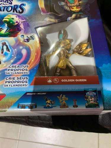 Nintendo Wii U Video Juego De Skylanders