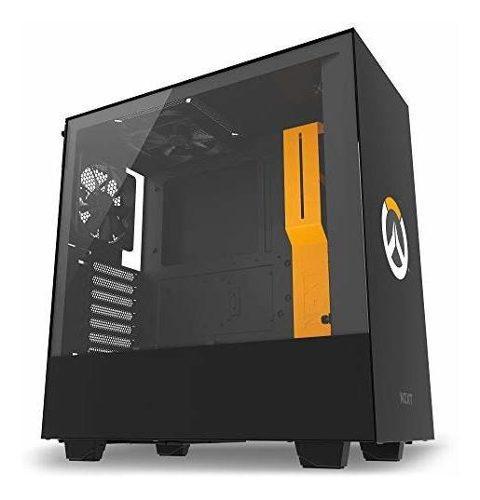Nzxt H500 Funda Para Pc De Videojuegos Con Licencia Overwatc