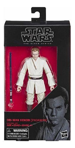 Obi Wan Kenobi Padawan Star Wars The Black Series