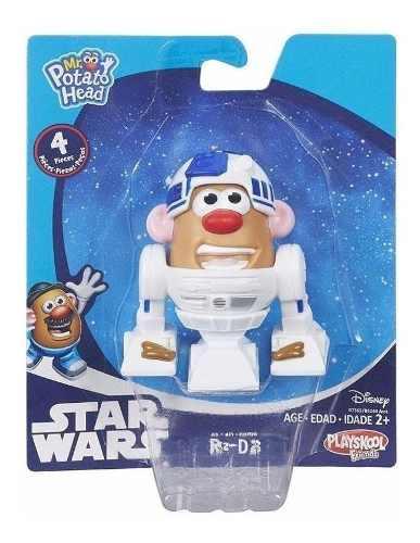 Señor Cara Papa Star Wars Robot R2d2 Hasbro B Oferta