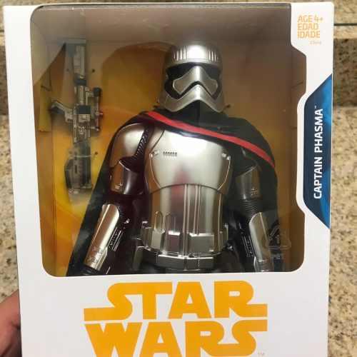 Star Wars Captain Phasma 12 Pulgadas Nuevo