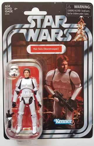 Star Wars Han Solo Stormtrooper The Vintage Collection Nuevo