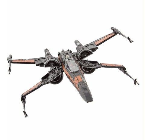 Star Wars Nave Poe Dameron X-wing Fighter Hot Wheels Elite