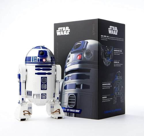 Star Wars R2 D2 Droide Con Movimiento Sphero