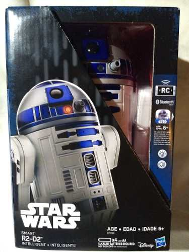 Star Wars R2 D2 Robot Inteligente Bluetooth Hasbro Arturito