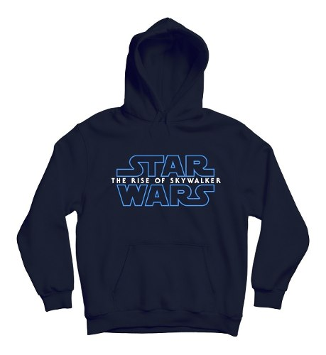 Star Wars Sudadera The Rise Of Skywalker Hoodie Hombre Mujer