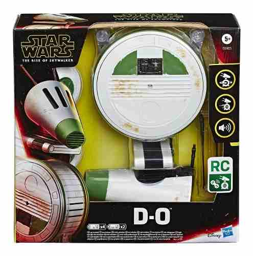 Star Wars The Rise Of Skywalker D-0 Rc Control Remoto