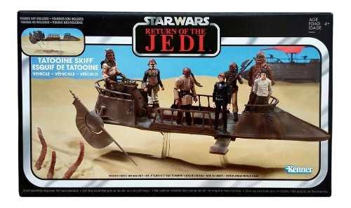 Tatooine Skiff Star Wars Vintage Collection