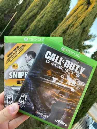 Videojuegos Para Consola Xbox One:Sniper Elite 3Cod Ghosts