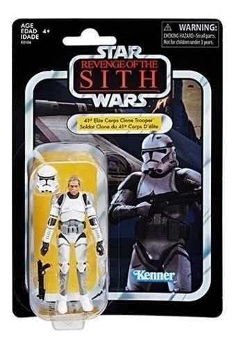 Vintage Collection Elite Clone Trooper Hasbro Star Wars