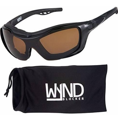 Wynd Blocker Polarizado Riding Gafas De Sol Deportes Extreme