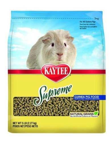 Alimento Para Cuyo, Kaytee Supreme, 2.27kg