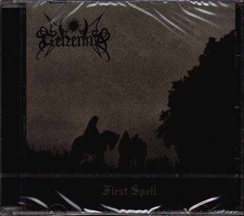 Gehenna First Spell Cd Black Metal