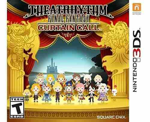 Juego Theatrhythm Final Fantasy Curtain Para Nintendo 3ds