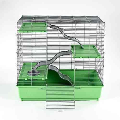 Kaytee My First Home Habitat De Varios Niveles Para Exotics,