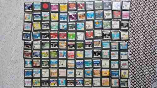 Paquete De 98 Juegos Para Nintendo Ds (3ds,2ds,ds Lite)