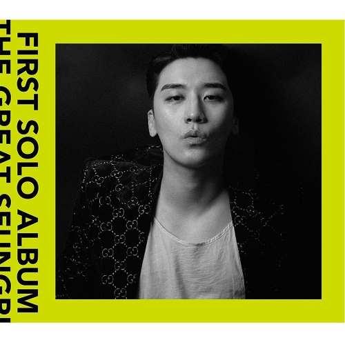 Seungri (bigbang) Album Solista The Great Seungri Kpop
