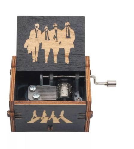The Beatles. Caja De Musica.