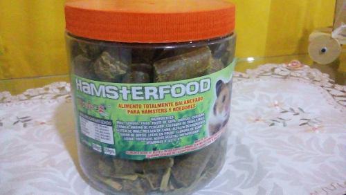 Tropipez Hamsterfood 500 Gr Alimento Para Hamster