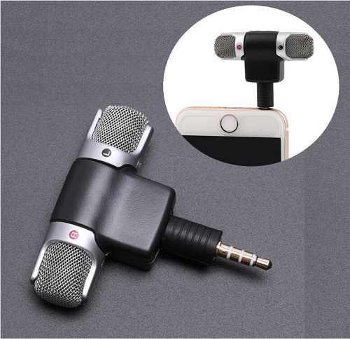 Mini Grabadora De Voz Estéreo Micrófono Digital Portátil