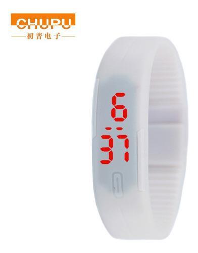 Reloj Electrónico Led Directo De Fábrica De Silicona