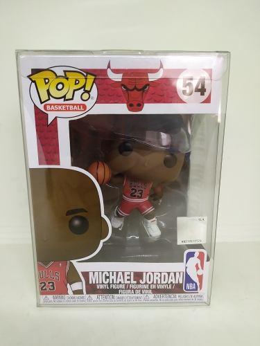 Figura Funko Pop Michael Jordan Nba Colección Deporte