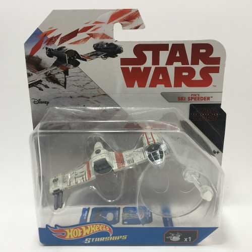 Hasbro Hot Wheels Starships Star Wars Poe´s Ski Speeder