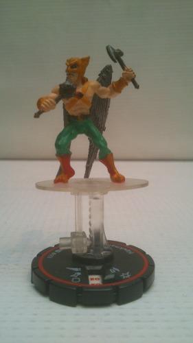 Hombre Halcón Miniatura Heroclix