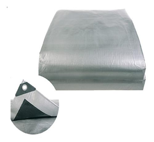 Lona Carpa Toldo Uso Rudo Impermeable 9 X 14 M Proteccion Uv