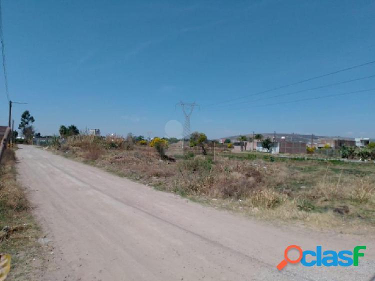 Terreno habitacional en venta en Camino Real, Irapuato,