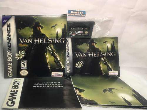 Juego Gameboy Vanhelsing Original Nintendo