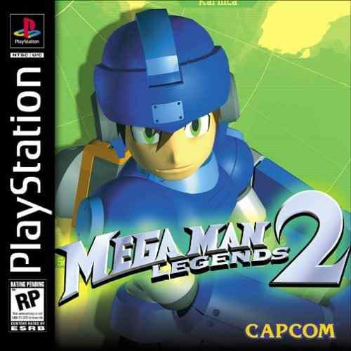 Juegos,mega Man Legends 2..