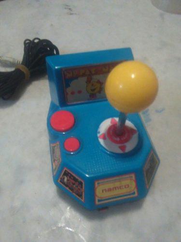 Ms Pac Man Namco Plug & Play Mas 4 Juegos Arcade Pacman