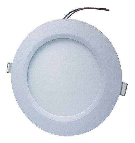 Plafon Led 12w Spot Bote 12 Cm Luz Blanca Fria k 110v
