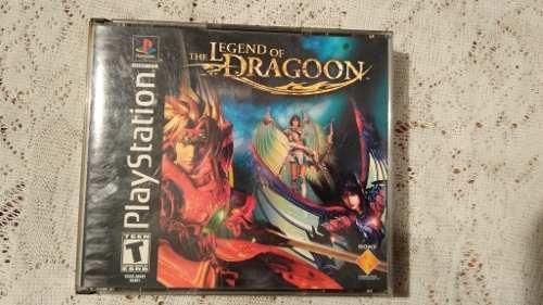 Ps1 Legend Of The Dragoon Completo En Buen Estado