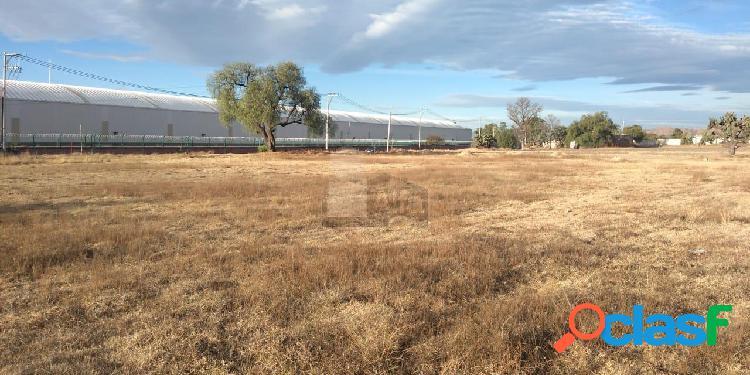 Terreno Habitacional en Venta en Tepetlaoxtoc Estado de