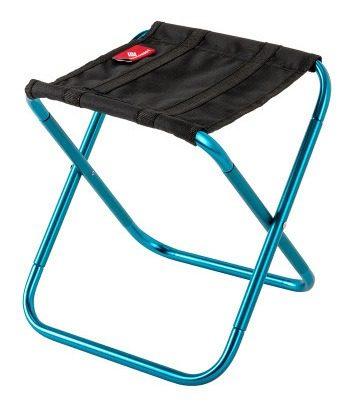 Silla Banquillo Plegable Con Bolsa Portátil Para Camping