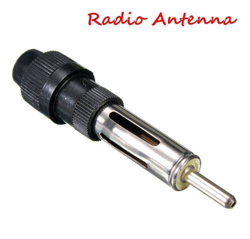 Adaptador De Antena De Radio Para Coche, Conector Macho, Con